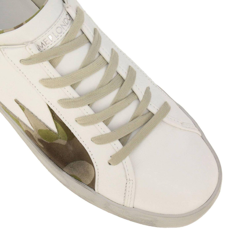 Обувь Мужское Crime London белый 3