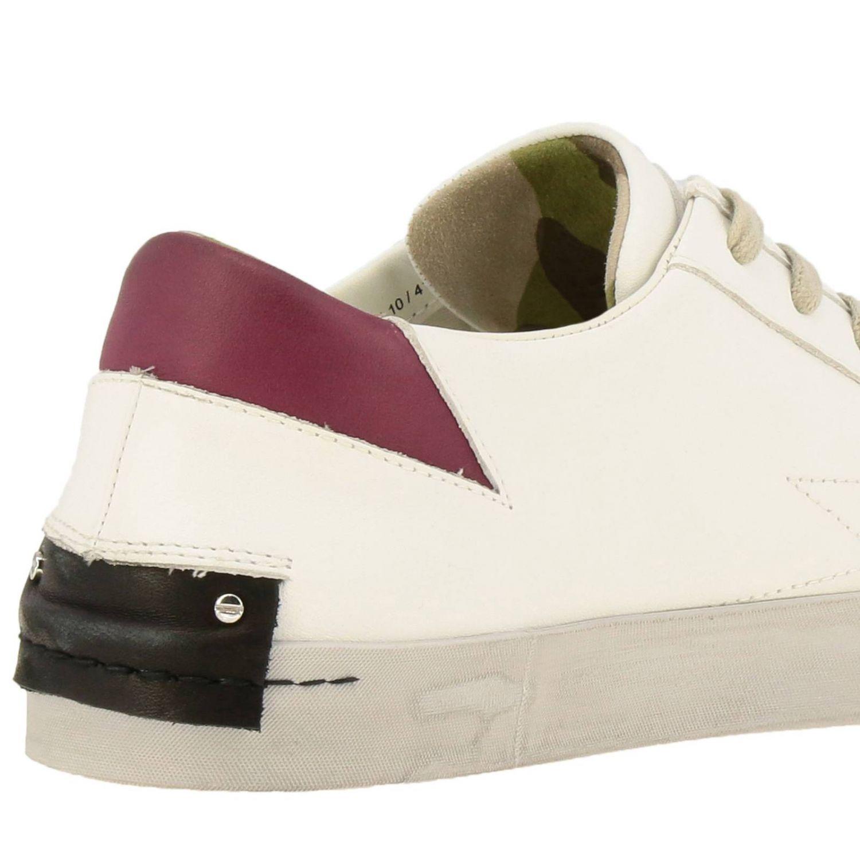 Обувь Мужское Crime London белый 4