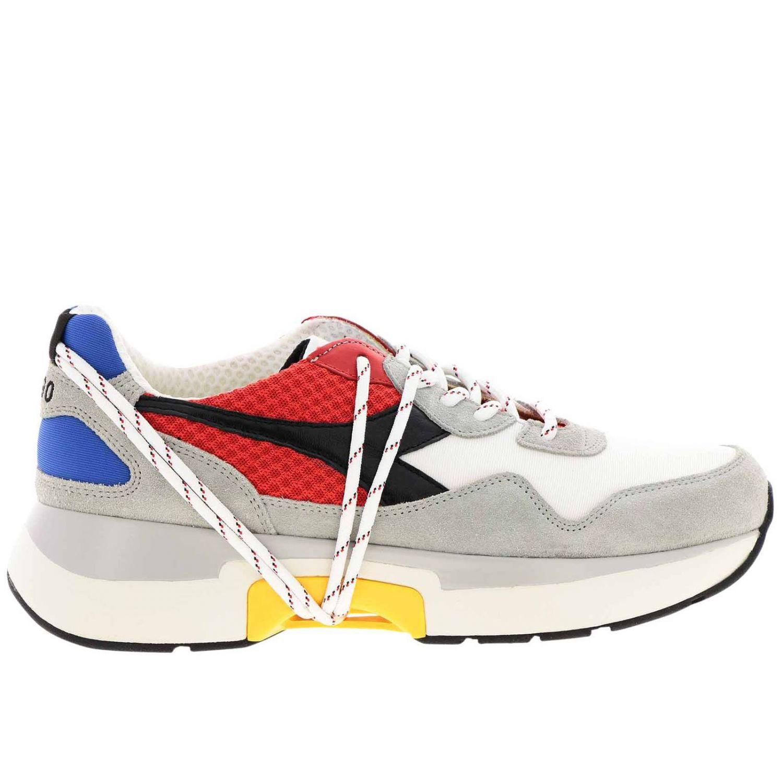 Sneakers Diadora Heritage: Shoes men Diadora Heritage white 1