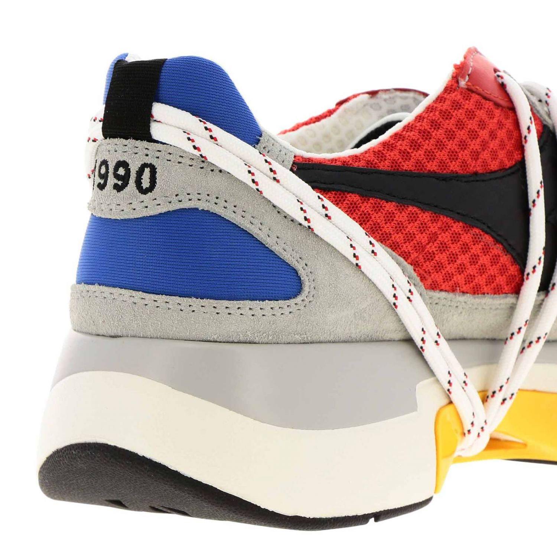 Sneakers Diadora Heritage: Shoes men Diadora Heritage white 4