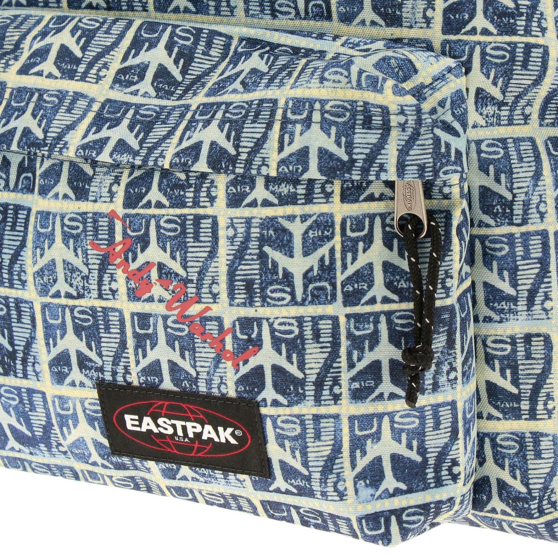 包 男士 Eastpak 浅蓝色 4