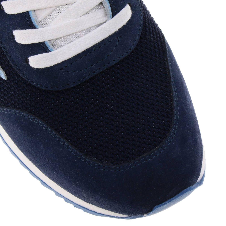Zapatos hombre Mizuno azul oscuro 3