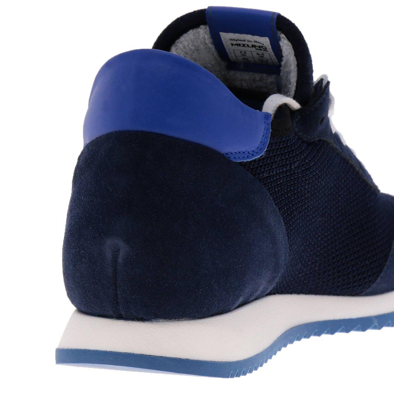 Zapatos hombre Mizuno azul oscuro 4