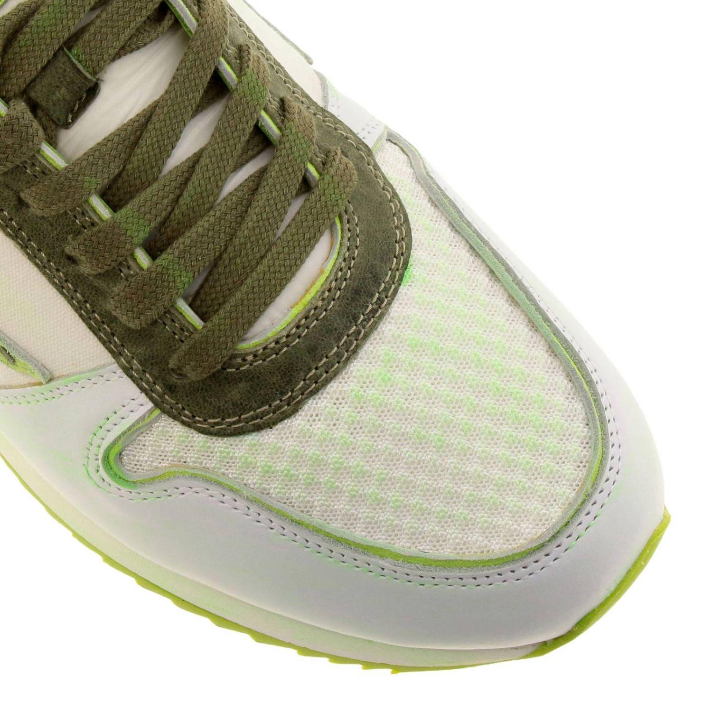 Zapatos hombre Mizuno blanco 3