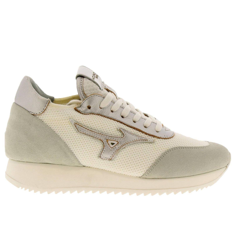 Shoes women Mizuno white 1