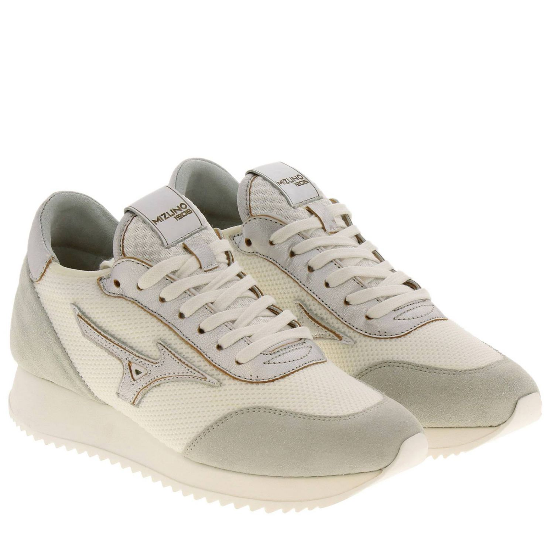 Shoes women Mizuno white 2