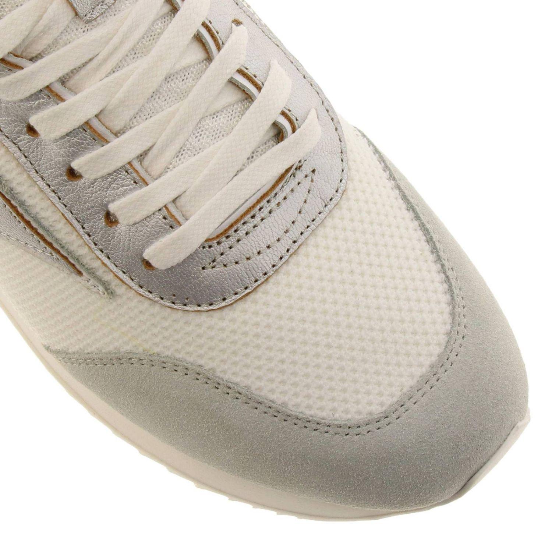 Shoes women Mizuno white 3