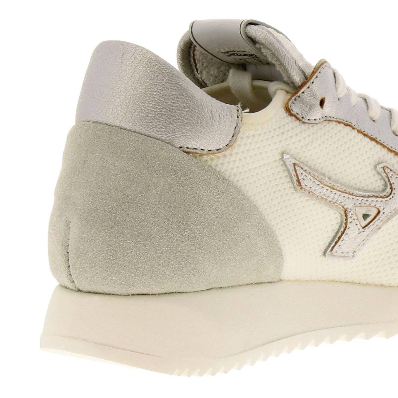 Shoes women Mizuno white 4
