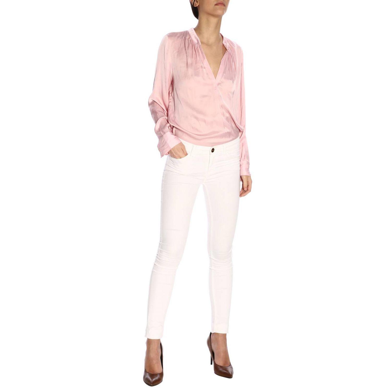 Top women Zadig & Voltaire pink 4