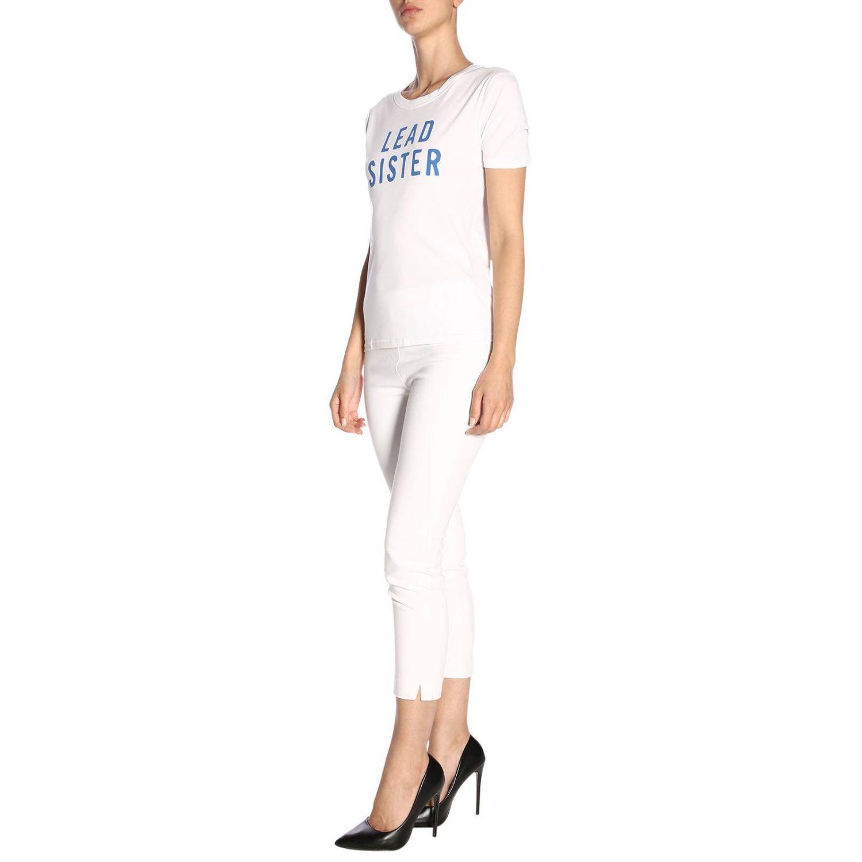 T-shirt women Zadig & Voltaire white 4