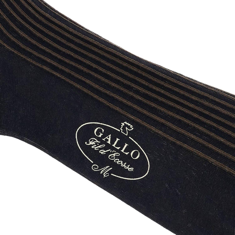 Socks men Gallo blue 2