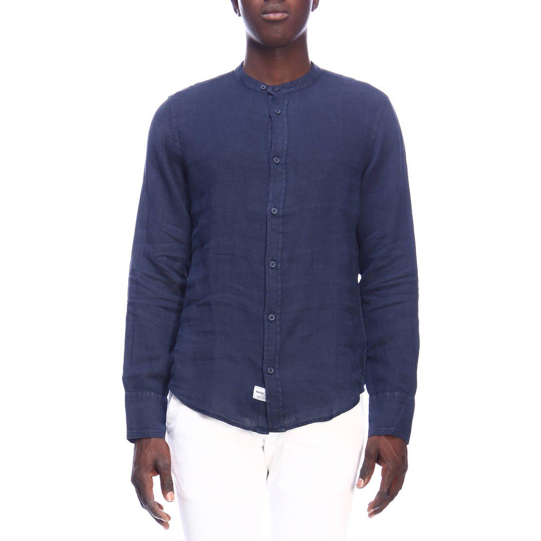 Shirt Blauer: Shirt men Blauer blue 1