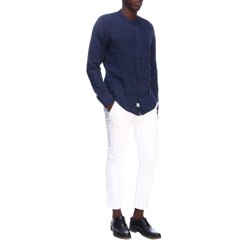 Shirt Blauer: Shirt men Blauer blue 5