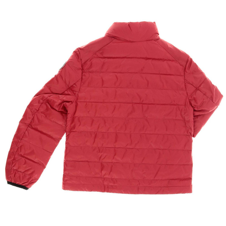 Jacket kids Blauer red 2