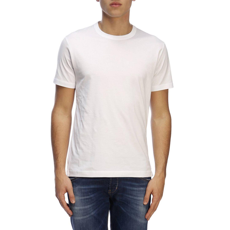 T-shirt Belstaff basic a maniche corte bianco 1