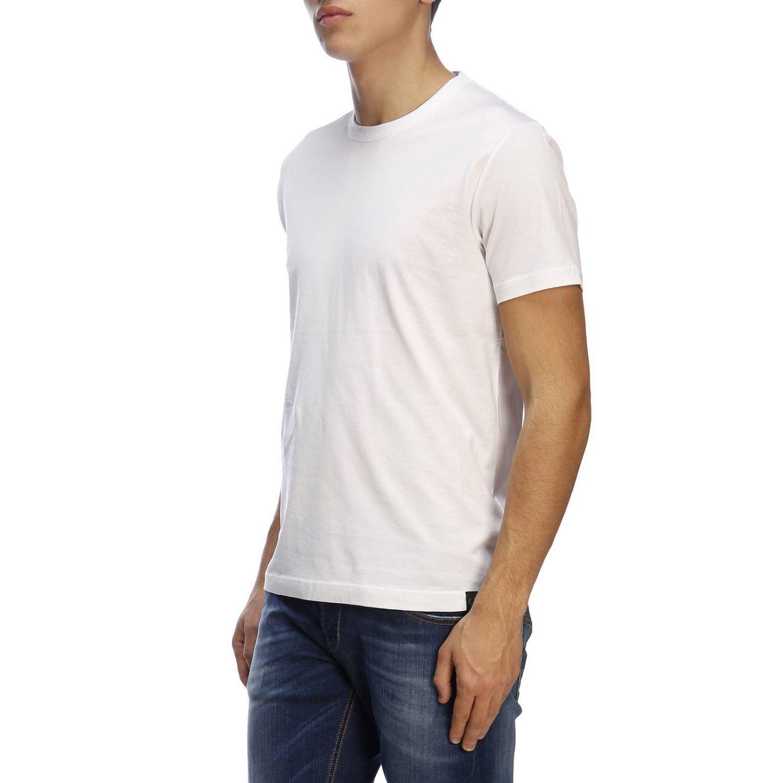 T-shirt Belstaff basic a maniche corte bianco 2