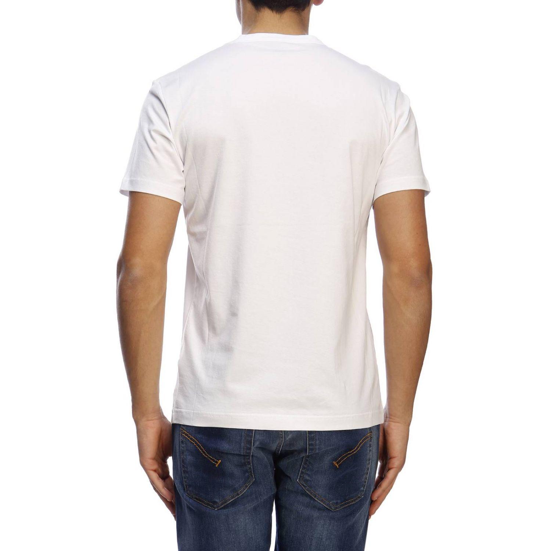 T-shirt Belstaff basic a maniche corte bianco 3