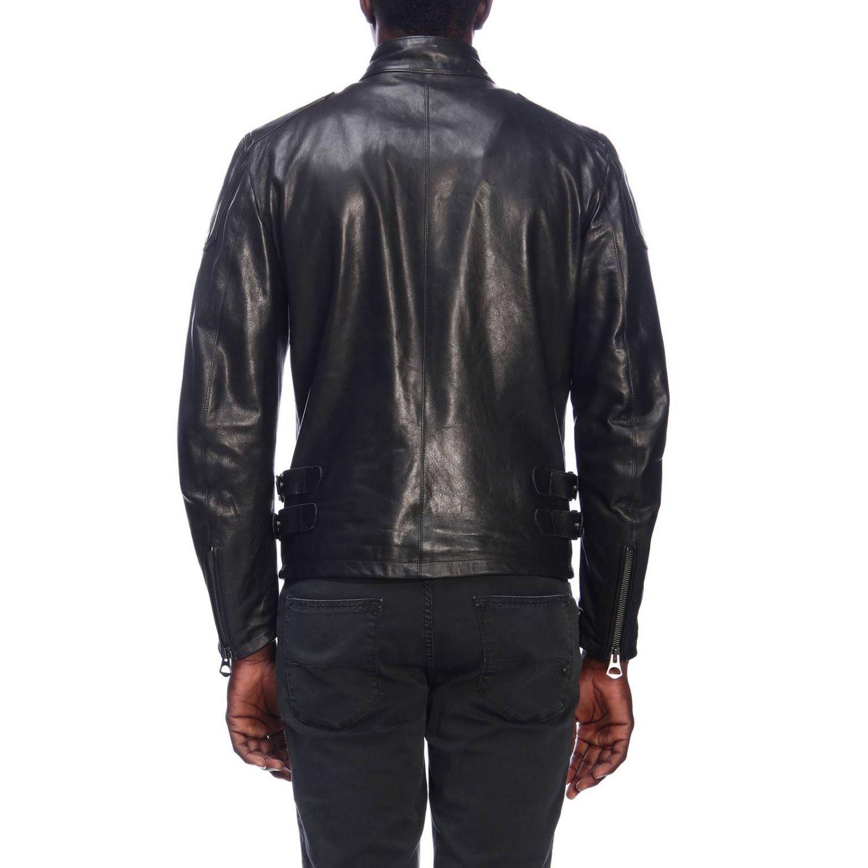 Jacket men Matchless black 3