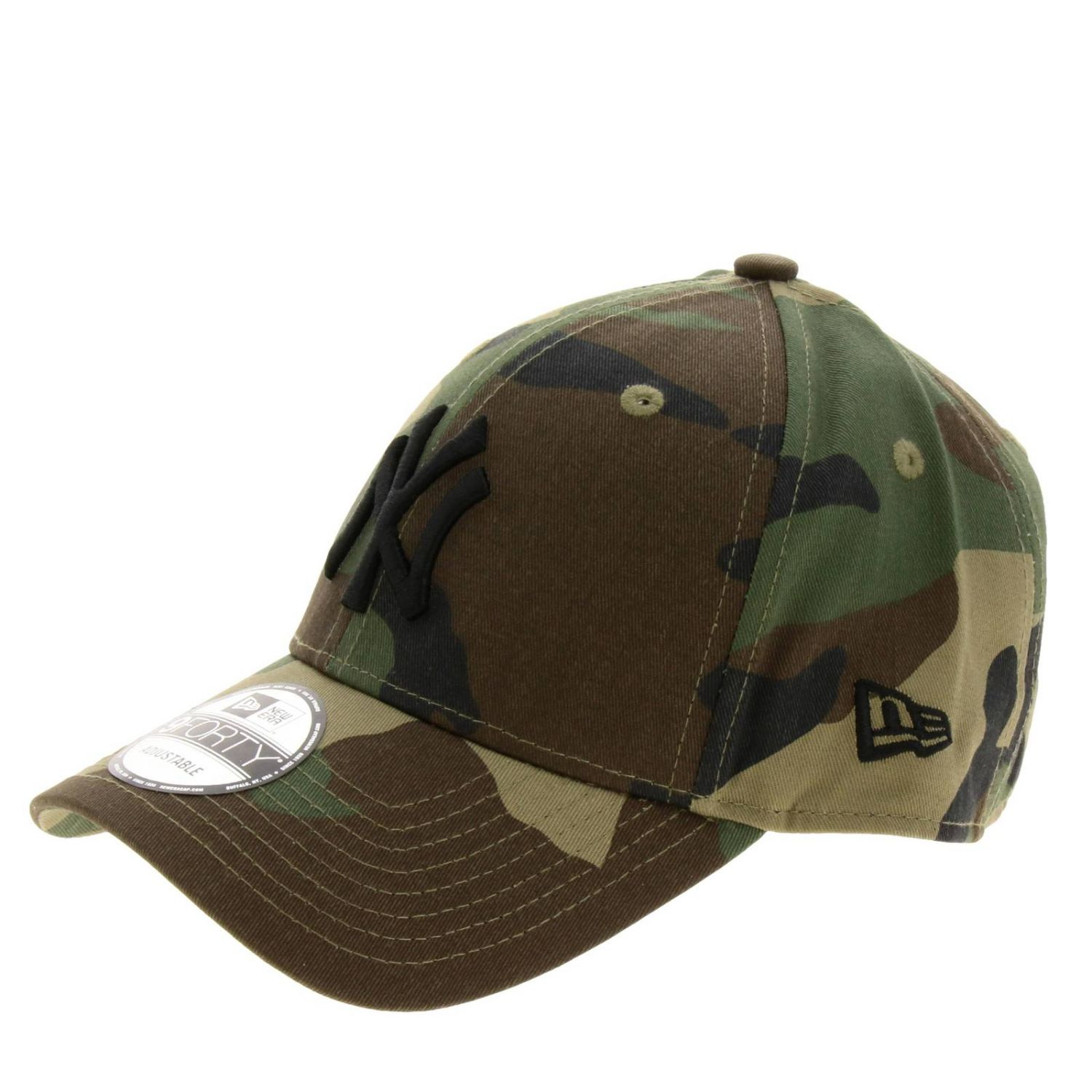 Hat men New Era military 1