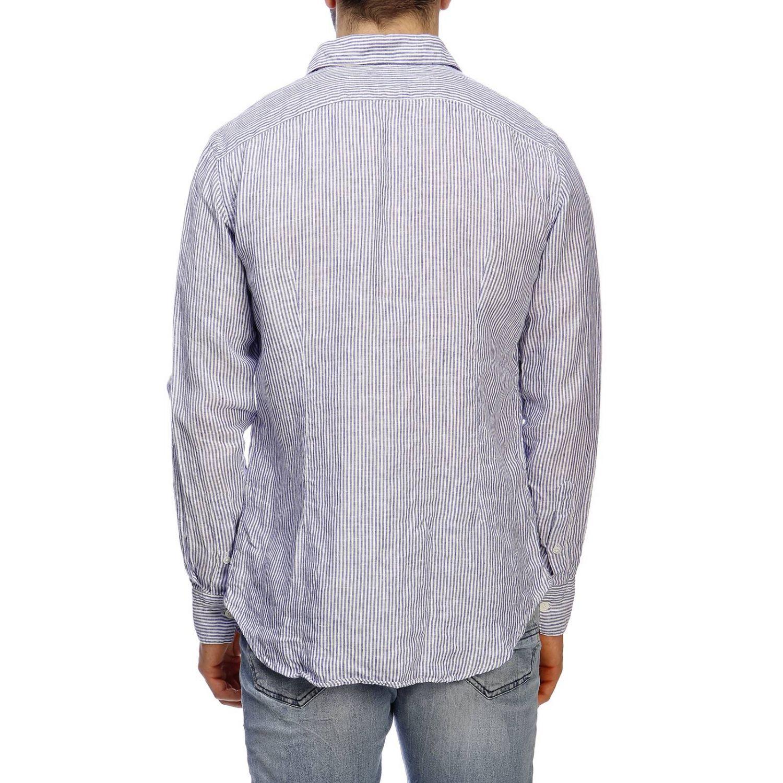 衬衫 男士 Eleventy 浅蓝色 3