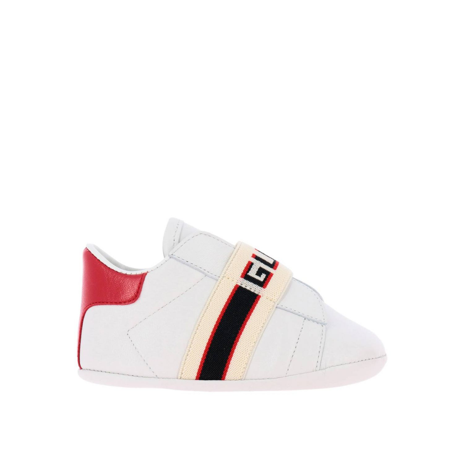 Shoes kids Gucci white 1
