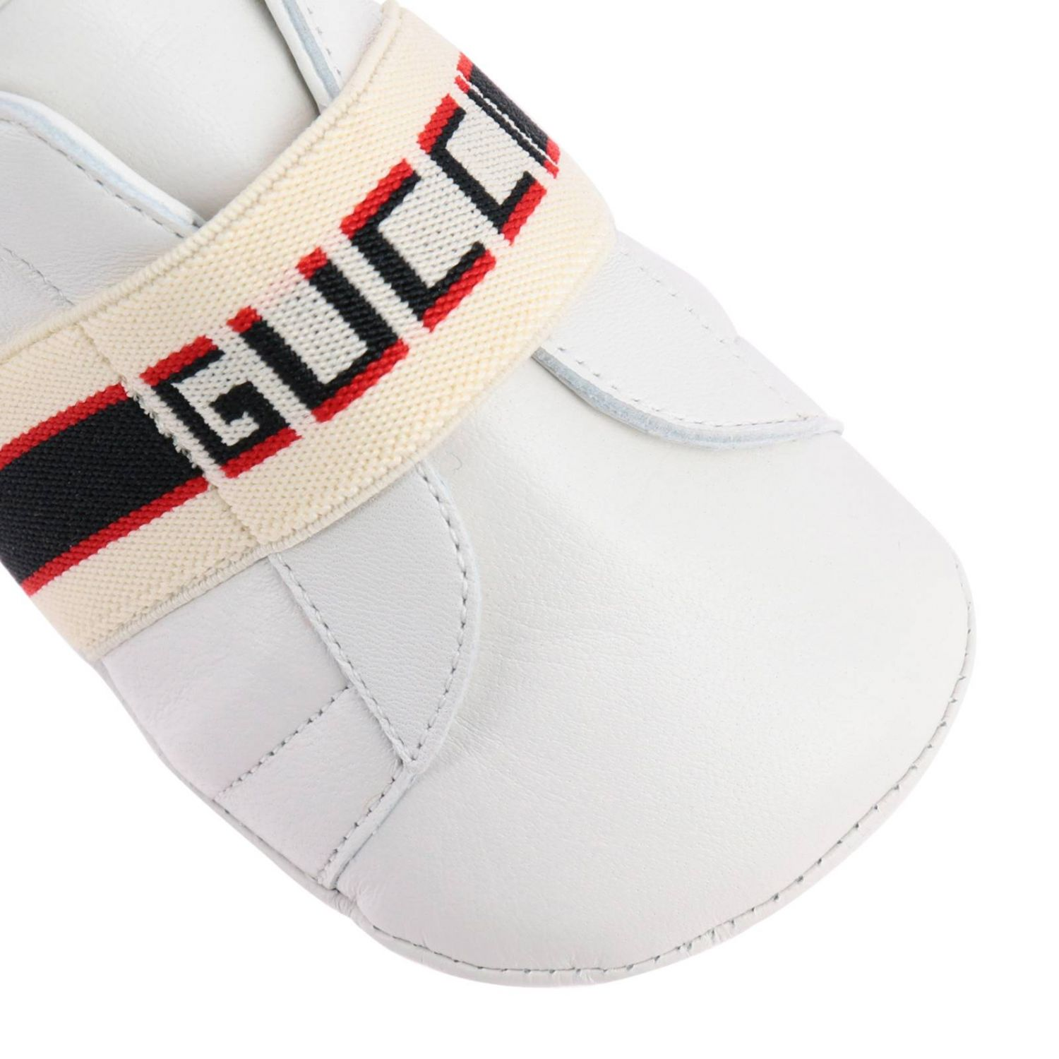 Shoes kids Gucci white 3