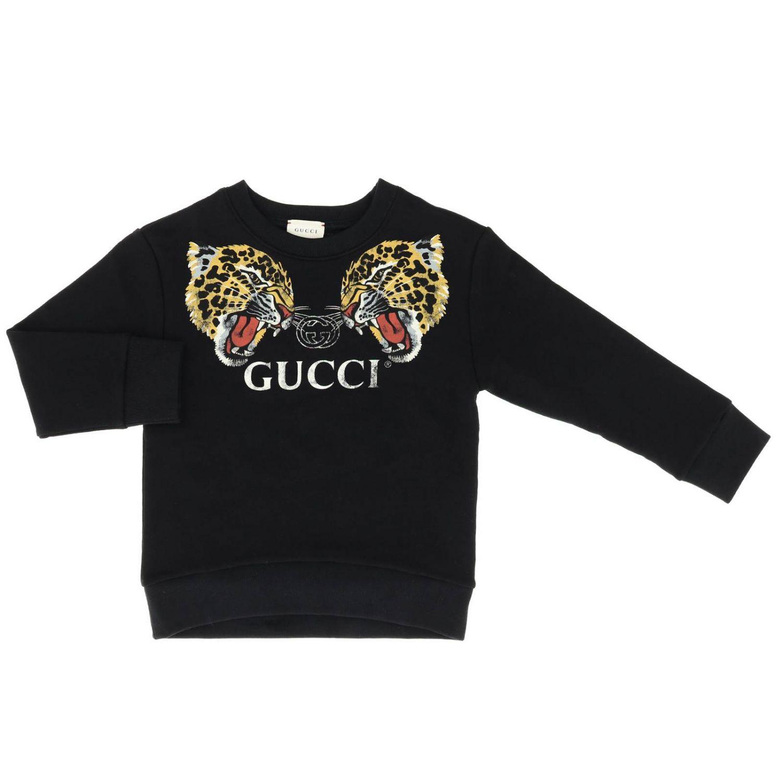 Свитер Детское Gucci черный 1