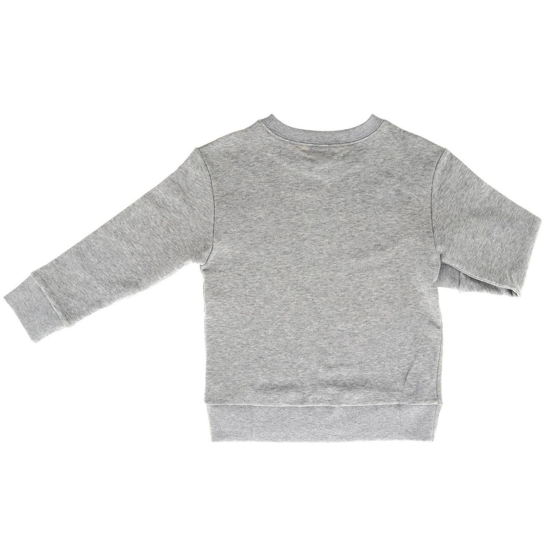 Pull enfant Gucci gris 2