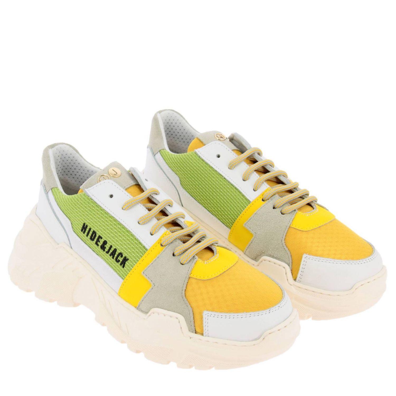 鞋 女士 Hide & Jack 青柠绿 2