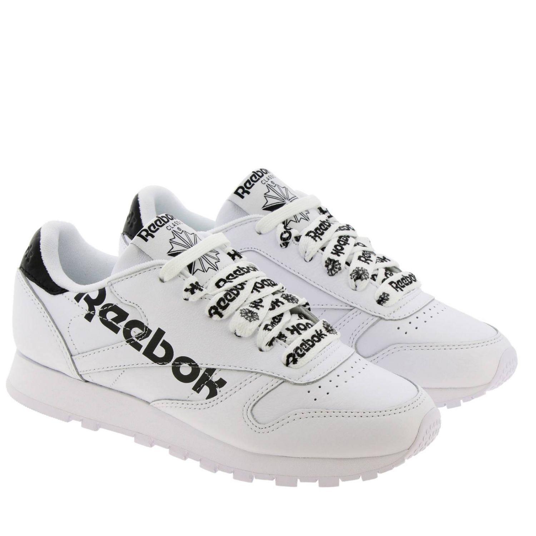 Shoes women Reebok white 2