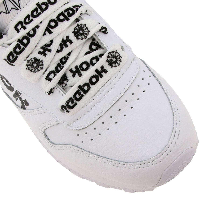 Shoes women Reebok white 3