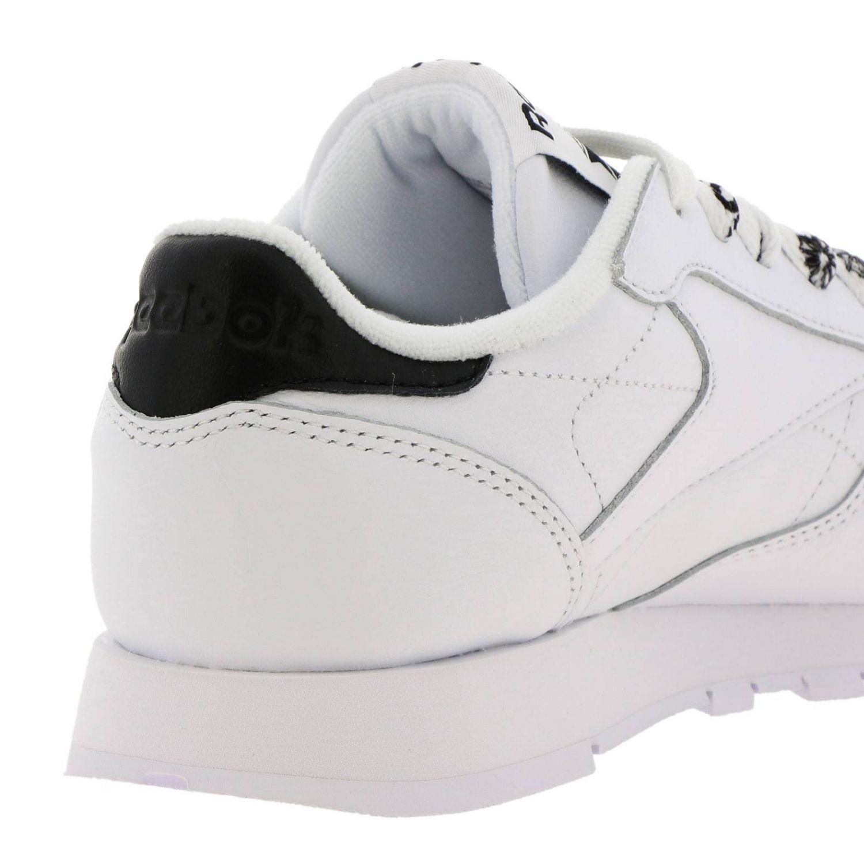 Shoes women Reebok white 4