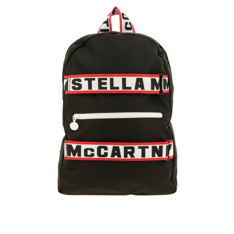 Bolso niños Stella Mccartney negro 1