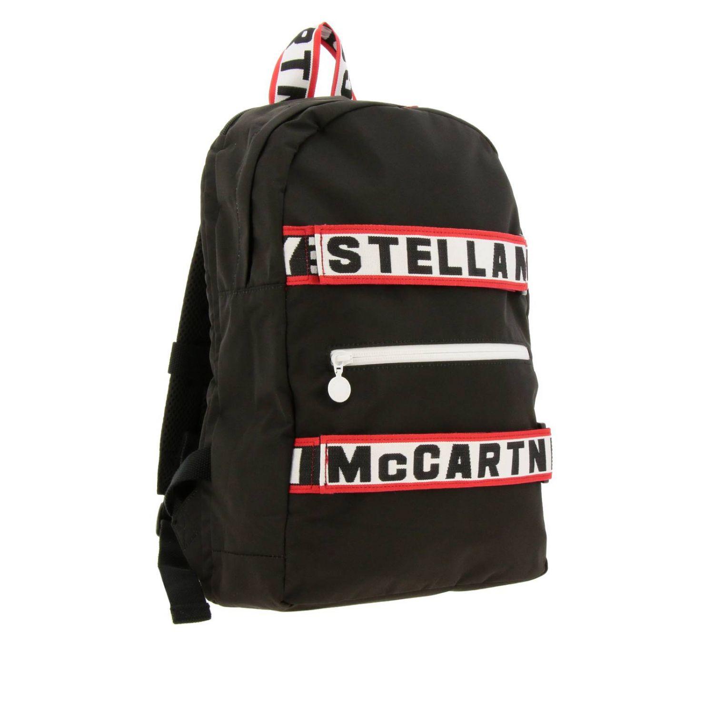 Bolso niños Stella Mccartney negro 2