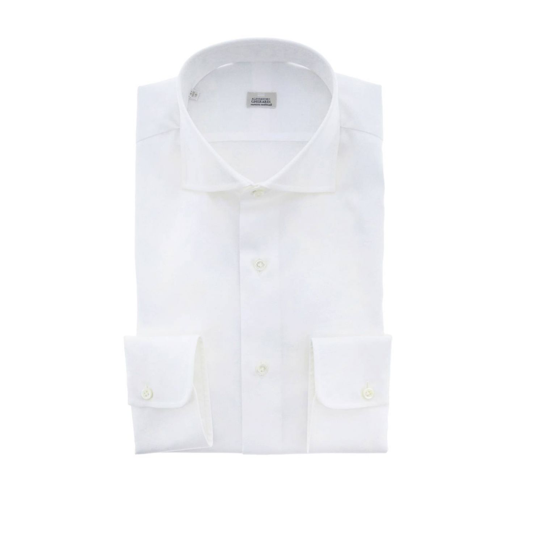 Рубашка Мужское Alessandro Gherardi белый 1