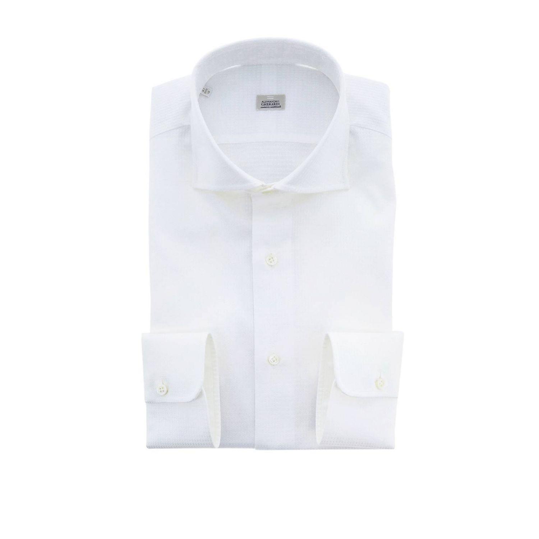 衬衫 男士 Alessandro Gherardi 白色 1 1