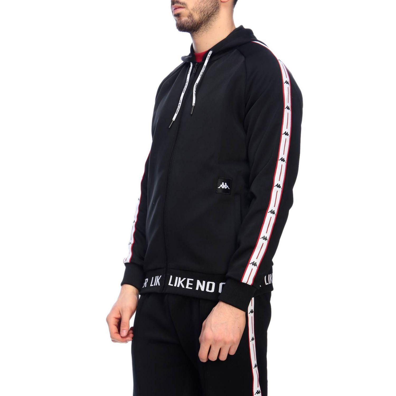 Sweater men Kappa black 2