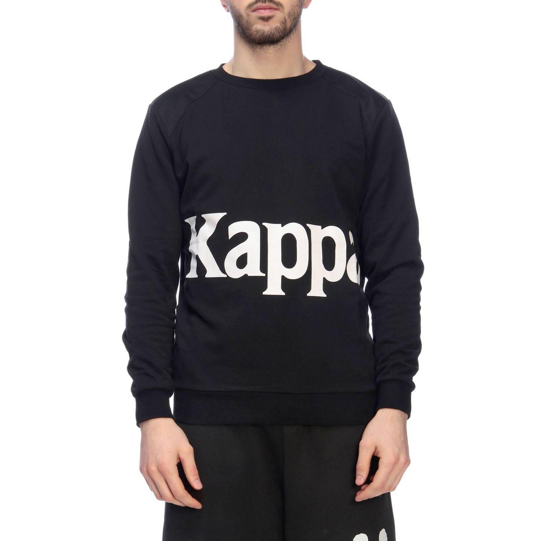 Sweater men Kappa black 1