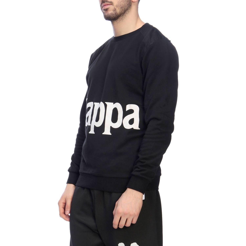 毛衣 男士 Kappa 黑色 2