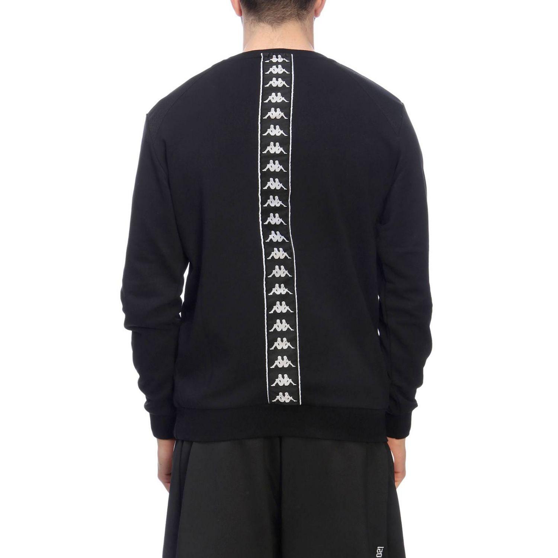 Sweater men Kappa black 3