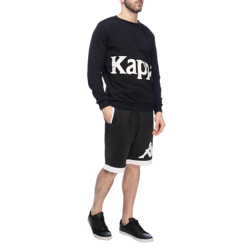毛衣 男士 Kappa 黑色 4