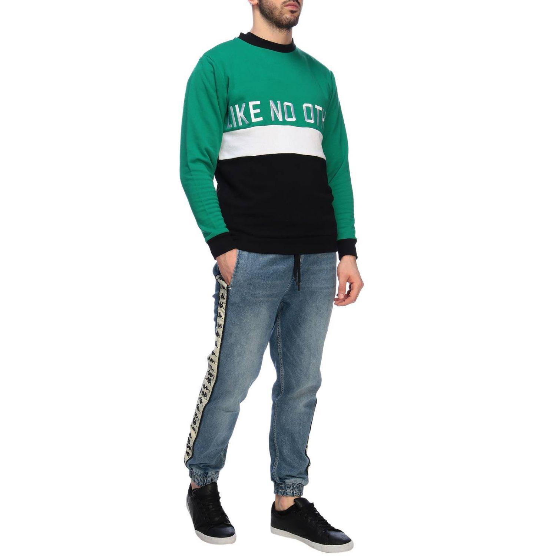 Sweater men Kappa green 4