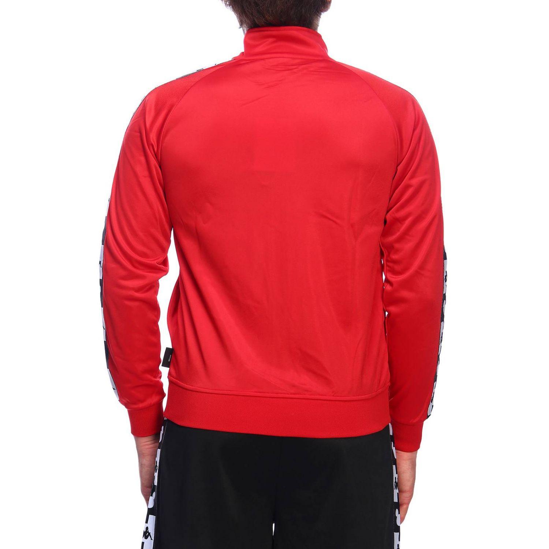 Jersey hombre Kappa rojo 3