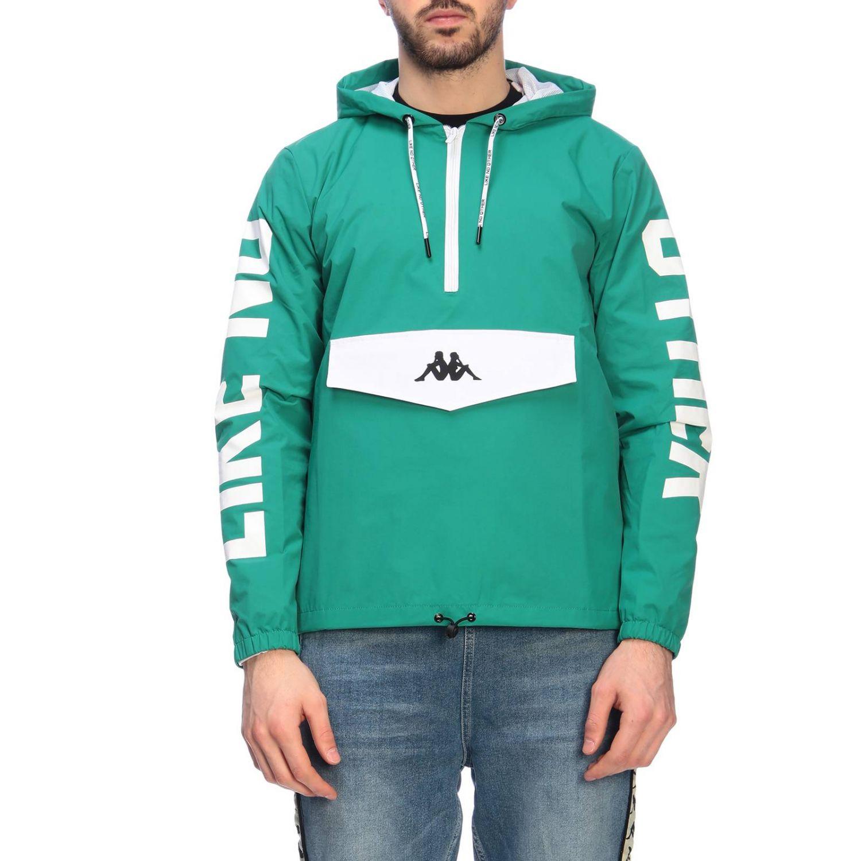 Pullover herren Kappa grün 1