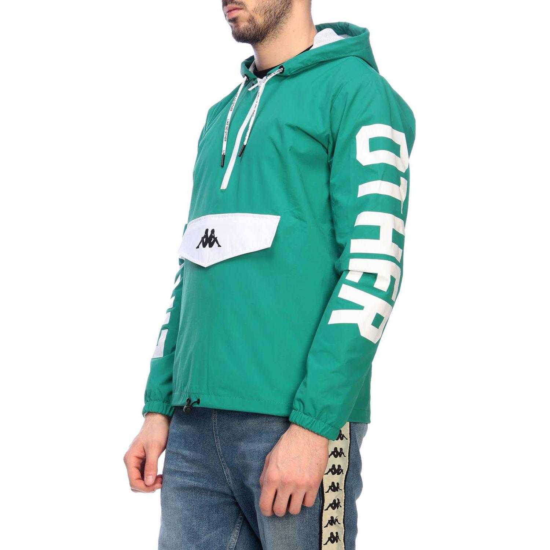 Pullover herren Kappa grün 2