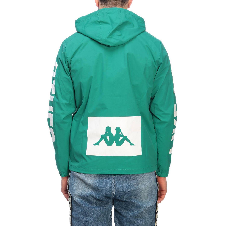 Pullover herren Kappa grün 3