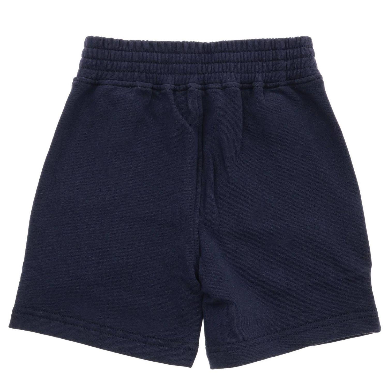Trousers kids Neil Barrett blue 2