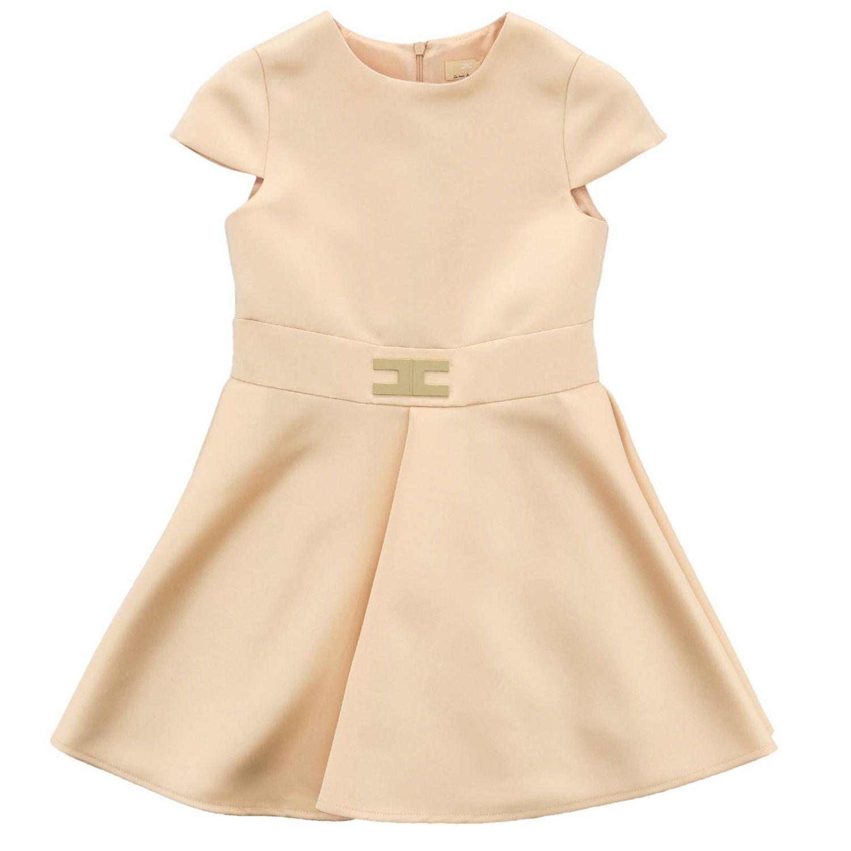 Dress kids Elisabetta Franchi pink 1