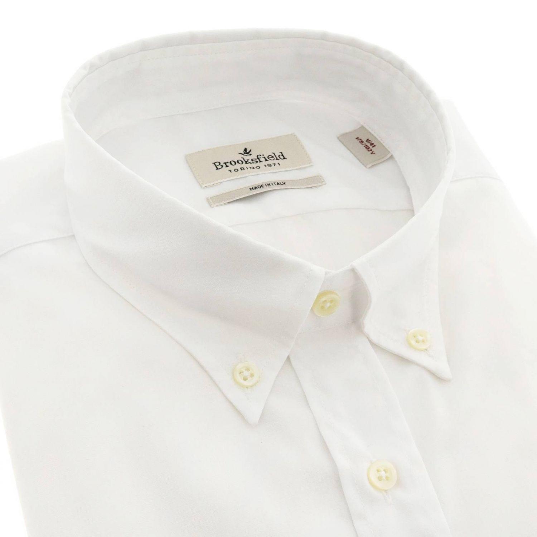 衬衫 男士 Brooksfield 白色 2