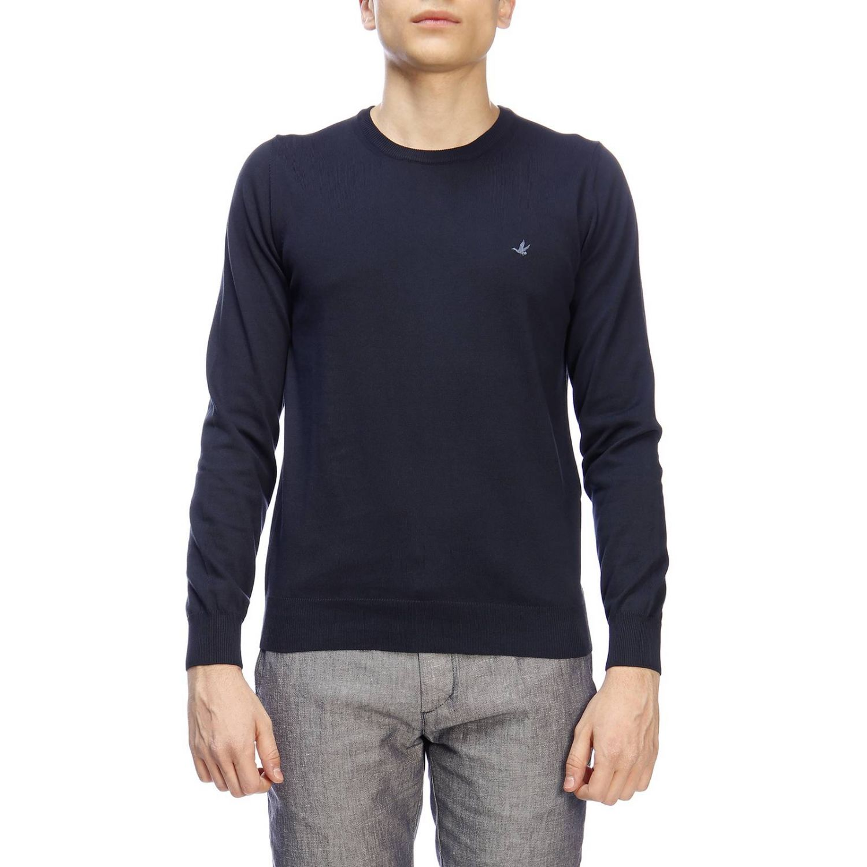Sweater men Brooksfield blue 1